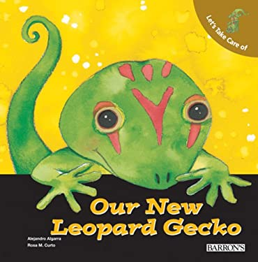 Let's Take Care of Our New Leopard Gecko