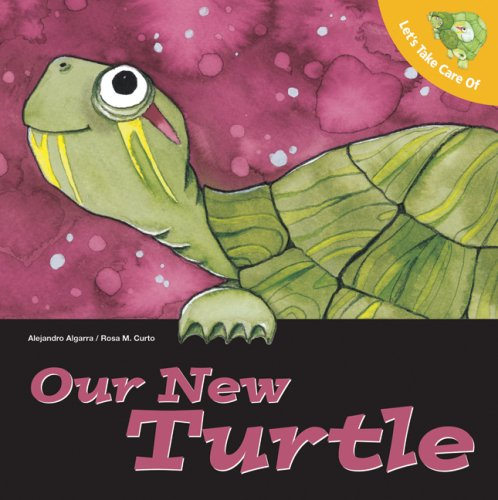 Let's Take Care of Our New Turtle