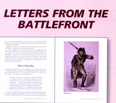 Letters from the Battle Front Set 9780761416586