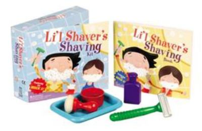 Li'l Shaver's Shaving Kit [With Toy Shaving Kit]