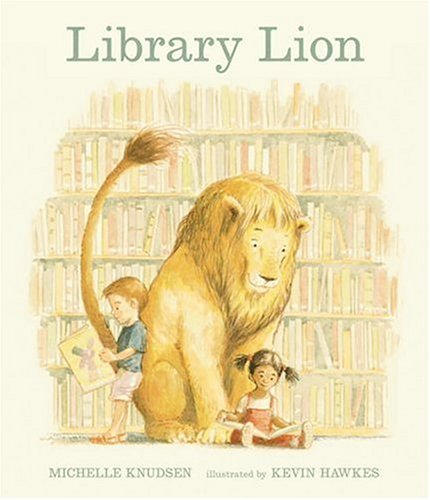 Library Lion 9780763622626