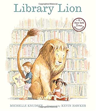 Library Lion 9780763637842