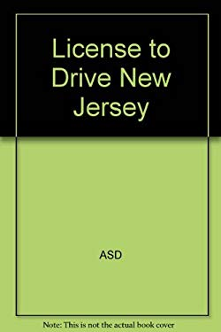 License to Drive: New Jersey 9780766822818