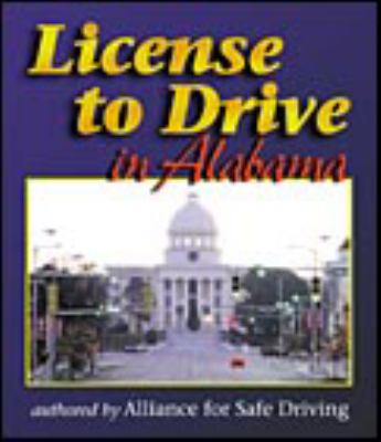 License to Drive in Alabama 9780766803121