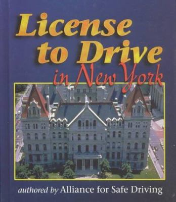 License to Drive in New York 9780766803077
