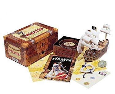 Lift the Lid on Pirates [With Pirate Ship and Compass] 9780762404902