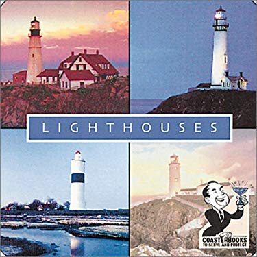 Lighthouses [With Coasters] 9780762410460
