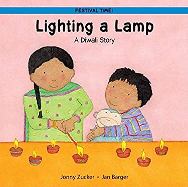 Lighting a Lamp: A Diwali Story 9780764126703