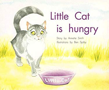 Little Cat Is Hungry 9780763572587