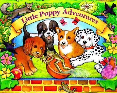 Little Puppy Adventures Carrycase 9780765106933
