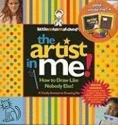 Littlemissmatched's the Artist in Me!: How to Draw Like Nobody Else! [With Color Wheel and Pencil and Oil Pastels and Sketchpad]