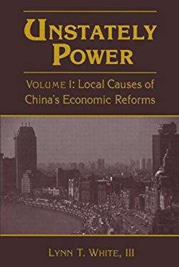 Local Causes of China's Economic Reforms 9780765600455