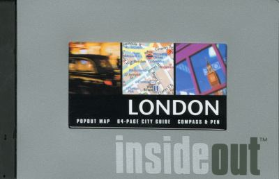 London Insideout [With PenWith Popout MapWith Compass] 9780762747337