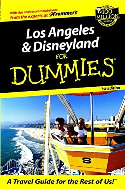 Los Angeles & Disneyland for Dummies 9780764566110