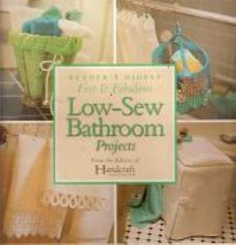 Low-Sew Bathroom Projects 9780762100910