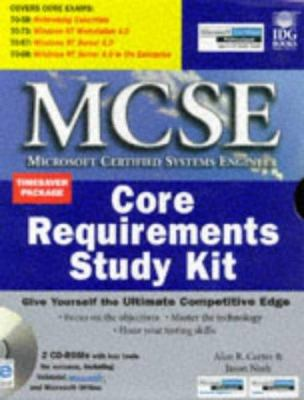 MCSE Core Requirements Study Kit [With 2 CDROMs Include Test Assessment Software] 9780764531163