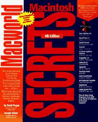 MacWorld Mac Secrets [With CDROM]