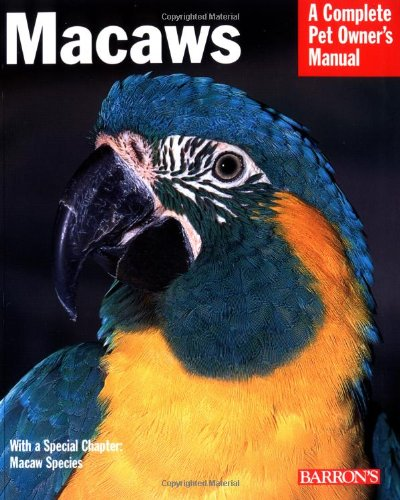 Macaws 9780764119200