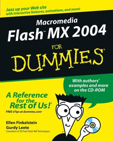 Macromedia Flash MX 2004 for Dummies 9780764543586