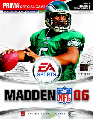 Madden NFL 06 [With Draft Guide]