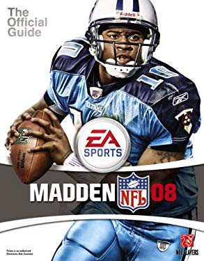 Madden NFL 08: Prima Official Game Guide 9780761557258