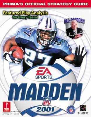 Madden NFL 2001: Prima's Official Strategy Guide 9780761529767