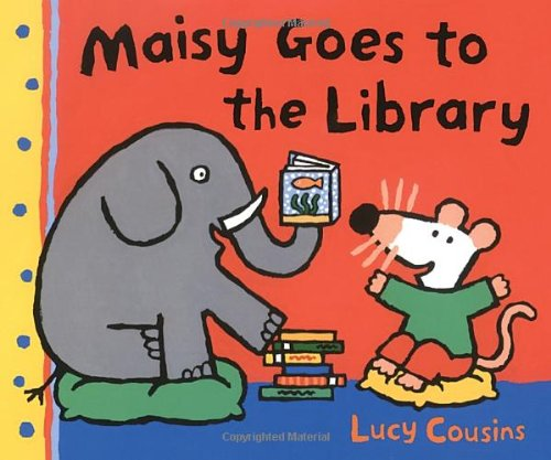 Maisy Goes to the Library 9780763643713