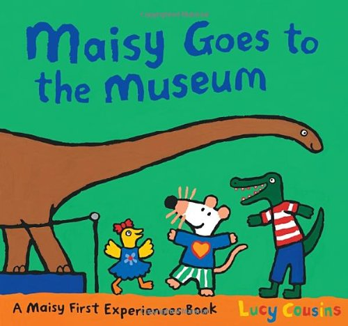 Maisy Goes to the Museum 9780763638382