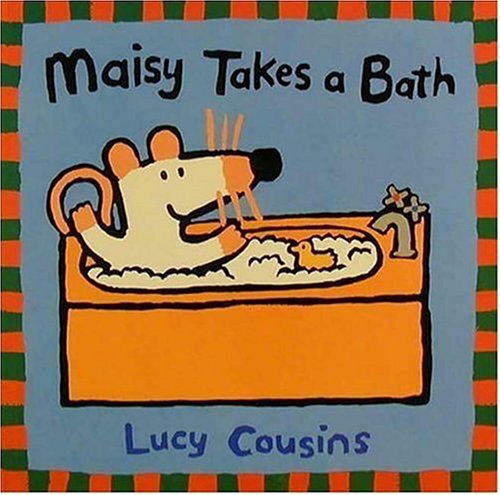 Maisy Takes a Bath 9780763610845