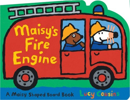 Maisy's Fire Engine 9780763642525