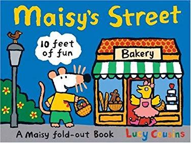 Maisy's Street 9780763645311