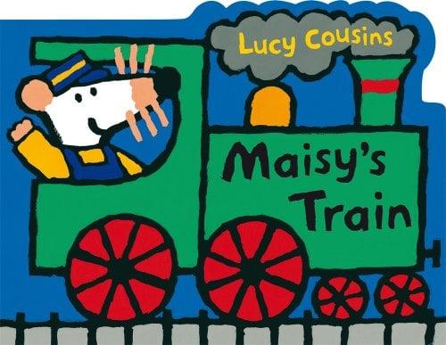 Maisy's Train 9780763642518