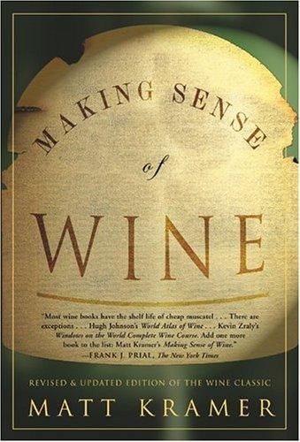 Making Sense of Wine 9780762420209