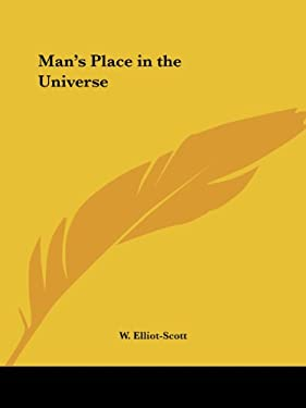 Man's Place in the Universe 9780766148512