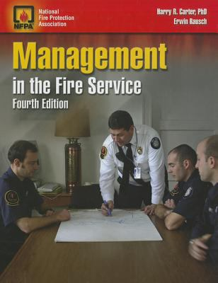 Management in the Fire Services 9780763751692