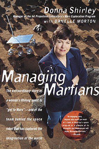 Managing Martians 9780767902410