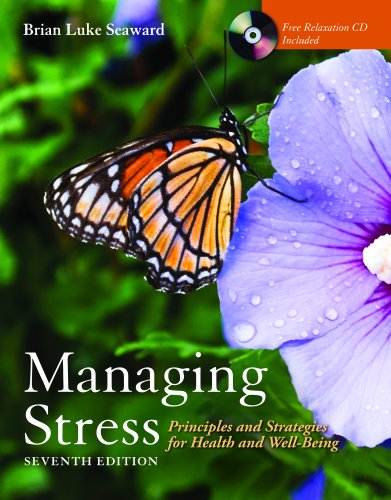 Managing Stress: Principles and Strategies for Health and Well-Being [With CD (Audio)] 9780763798338