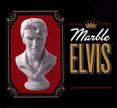 Marble Elvis: The King Lives! [With Elvis Bust, Elvis Almanac, Perforated Accessorie] 9780762433216