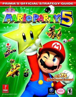 Mario Party 5: Prima's Official Strategy Guide 9780761544807