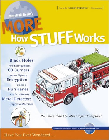 Marshall Brain's More How Stuff Works 9780764567117