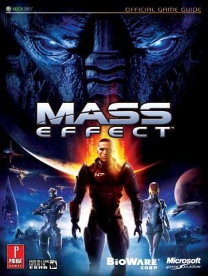 Mass Effect [With Poster] 9780761554080