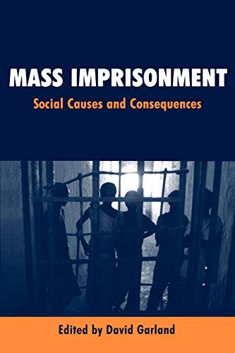 Mass Imprisonment: Social Causes and Consequences 9780761973249