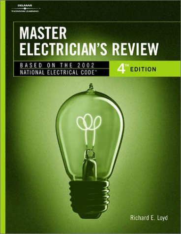 Master Electrician's Review 9780766848573