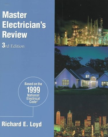 Master Electrician's Review: Based on the 1999 National Electrical Code 9780766812765