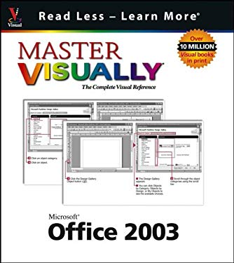 Master Visually Office 2003 9780764539947