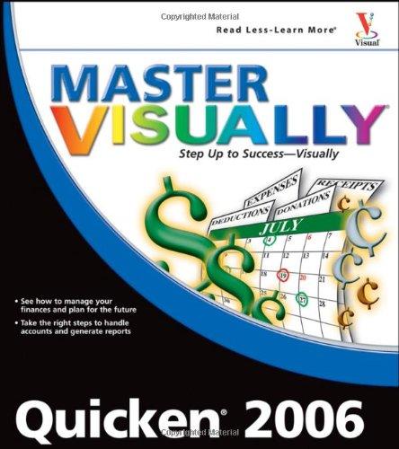 Master Visually Quicken 2006 9780764598227