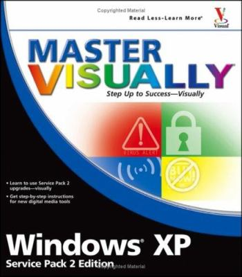 Master Visually Windows XP 9780764576416