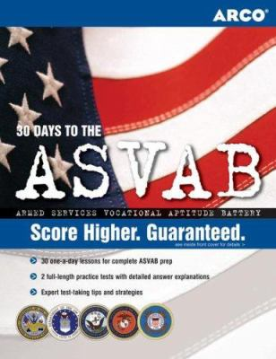 Master the ASVAB 9780768923216