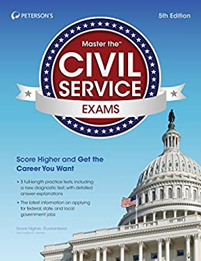 Master the Civil Service Exams 9780768937664