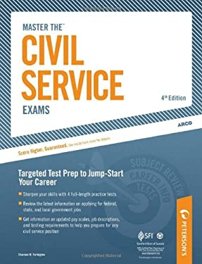 Master the Civil Service Exams 9780768927191